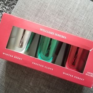 William's Sonoma Votive Sampler